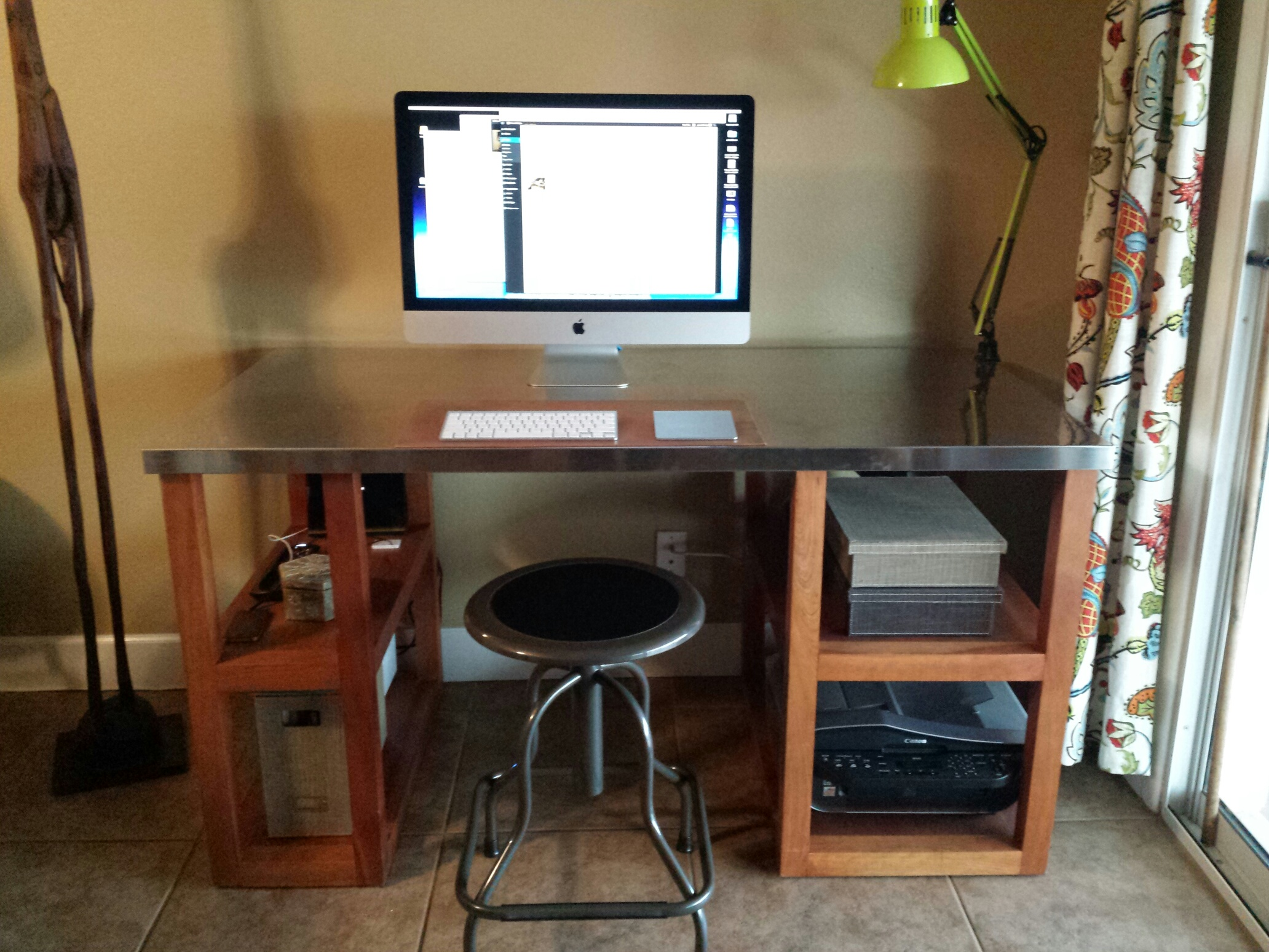 Finished Desk