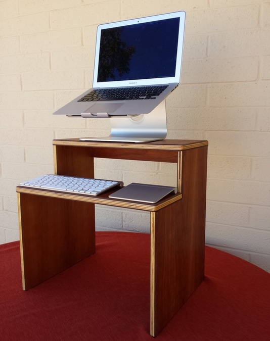 Standing Desk Converter — PowerfulMojo
